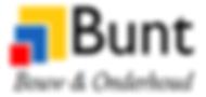 Logo Bunt Bouw en Onderhoud