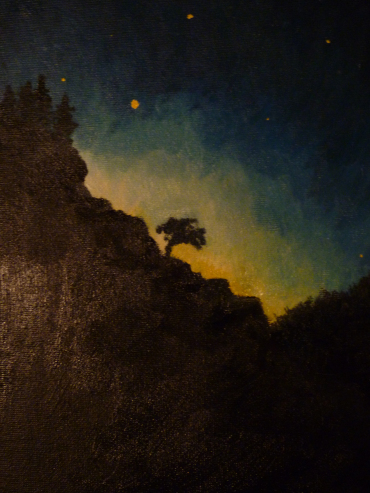 Lonely Pine, 2011