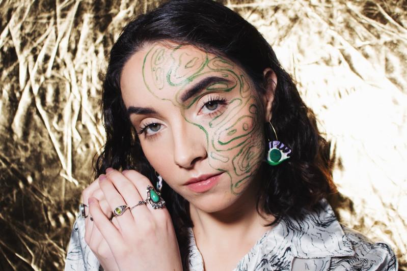 Makeup, Hair, and photo by Natasha Gendron   Model: Samantha Wardle