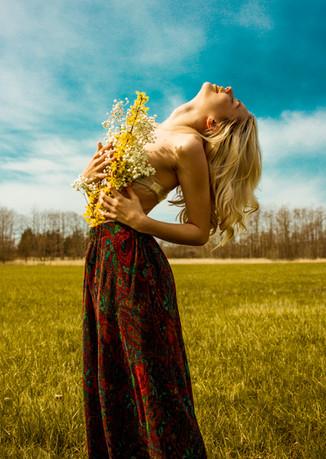 Photographer: Samantha Tokita | Model: Tabi Leslie