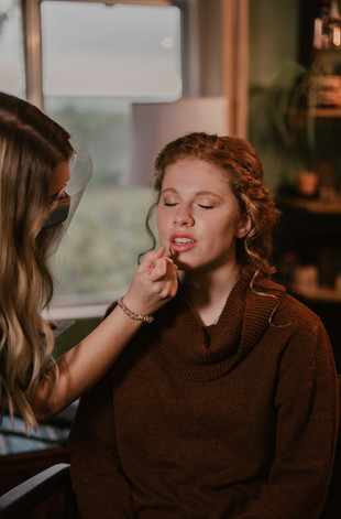 Photo: Eva Waltz   Makeup: Natasha Gendron   Hair: Areca Hollinsworth   Model: Tori Korkum