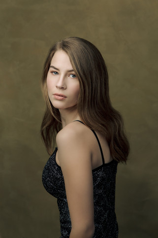 Photo: Clinton James   Model: Kalina Bergeron   Hair and Makeup: Natasha Gendron