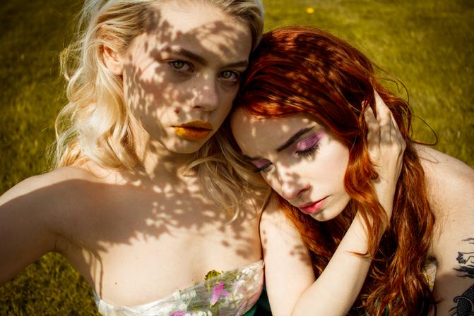 Photographer: Samantha Tokita | Models: Samantha Wardle and Tabi Leslie