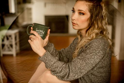 Photo: Rebecca Tulloch |Makeup: Natasha Gendron| Model: Sarah | Hair: Areca Hollinsworth