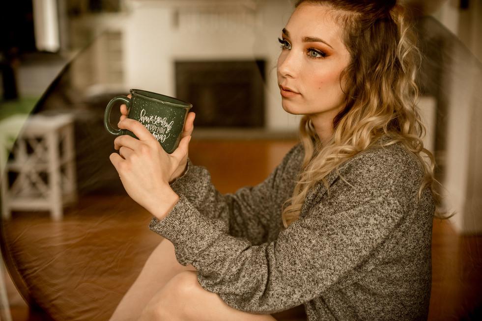 Photo: Rebecca Tulloch  Makeup: Natasha Gendron  Model: Sarah   Hair: Areca Hollinsworth