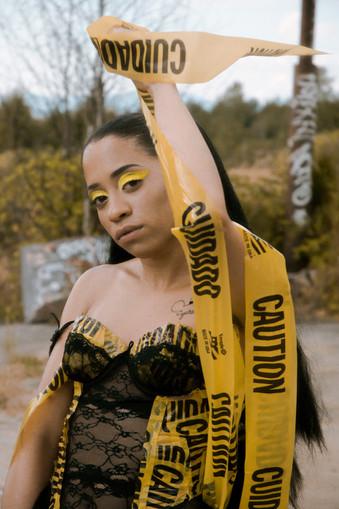 Photographer: Tanner Thompson   Model: Kieya Villars   Makeup: Natasha Gendron