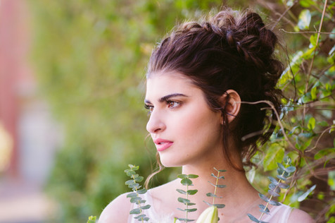 Photo: Kim Lincoln Photography | Hair: Areca Hollinsworth | Model: Catherine DiSpigno