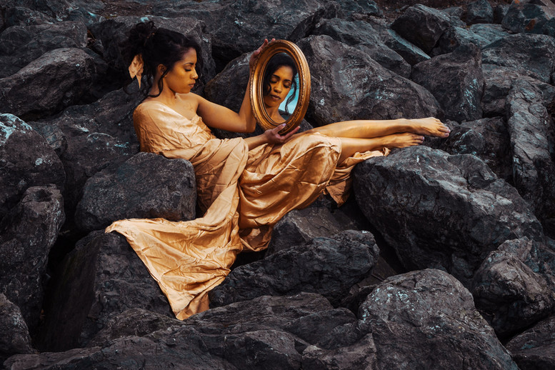 Photographer: October Yates   Model: Kieya Villars