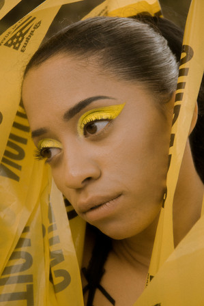 Photographer: Tanner Thompson | Model: Kieya Villars | Makeup: Natasha Gendron