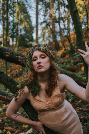 Photographer: Elyssa Cartier | Makeup: Natasha Gendro | Hair: Areca Hollinsworth | Model: Tasha