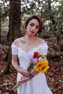 Photo: Kestrel Bailey Photography | Makeup: Natasha Gendron | Hair: Areca Hollinsworth | Model: Samantha Wardle