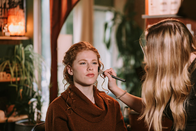 Photo: Zoe Deal   Makeup: Natasha Gendron   Hair: Areca Hollinsworth   Model: Tori Korkum