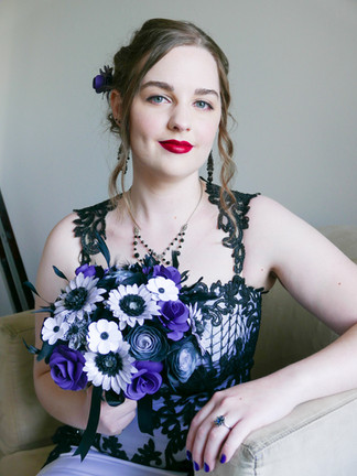 Photographer: Kuria Jorissen | Makeup: Natasha Gendron
