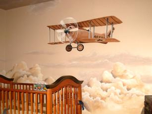 WWI Nursery Inspo