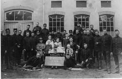 Adrianus (1880) en gezin
