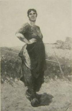 Boerenvrouw