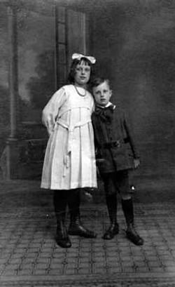 Truus (1911) en Ad (1913)