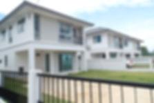 บ้านเเดี่ยว บ้านจัดสรร หมู่บ้าน ขายบ้าน หมู่บ้าน ฐิติพร พรีเมียร์ Thitiphon Premier