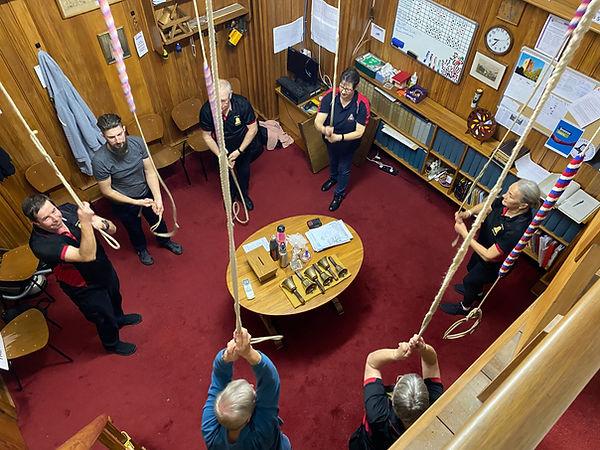 St Peter's Bell Ringers