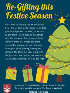 Re-Gifting this Christmas
