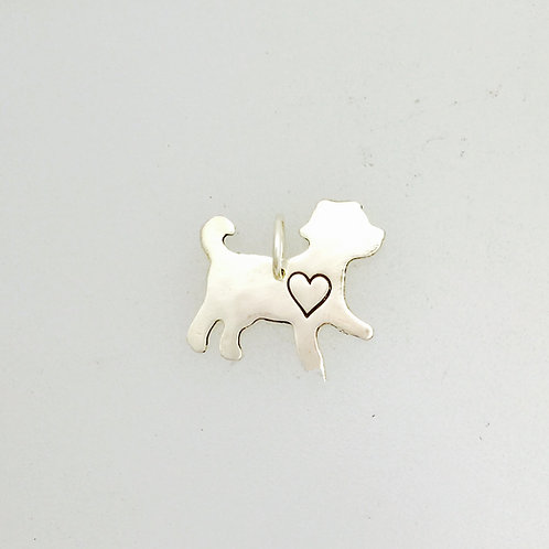 Animal Charms in Recycled Sterling Silver