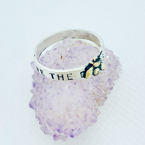 Save the Bees Ring