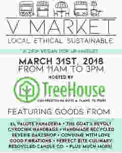 V Market-A DFW Vegan Pop Up Market