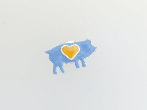 Pig Lapel Pin