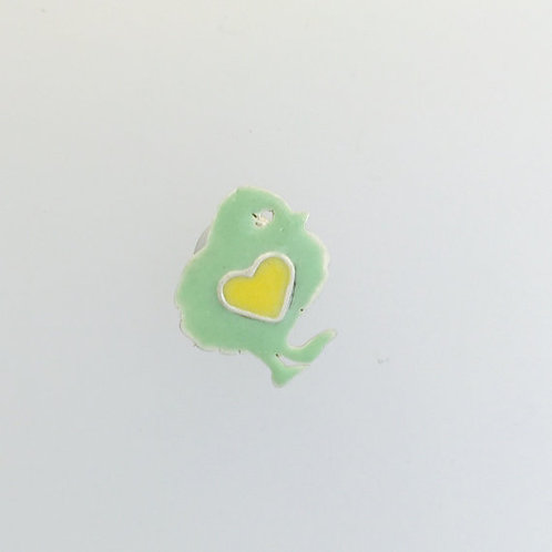 Chicken Lapel Pin