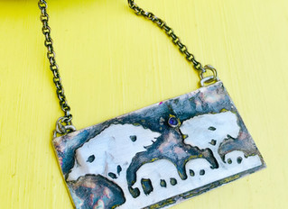 Elephant Sun Collection-Be Kind to all Beings!