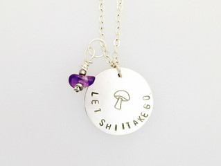 Get Zen & Take no Shiitake with New Jewelry Designs!