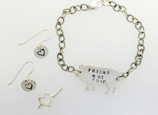 Giveaway-Compassionate Vegan Jewelry Bundle