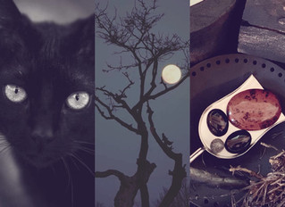 Flittermouse Cat Magick Collection