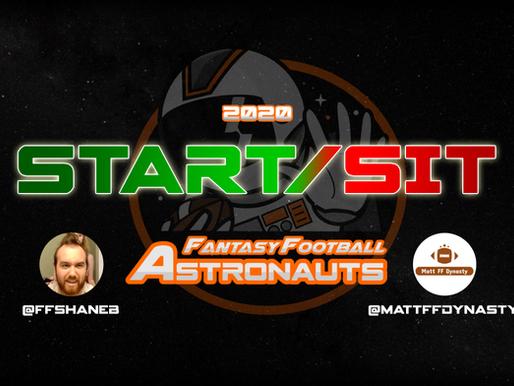 Week 15 Fantasy Football Start/Sit