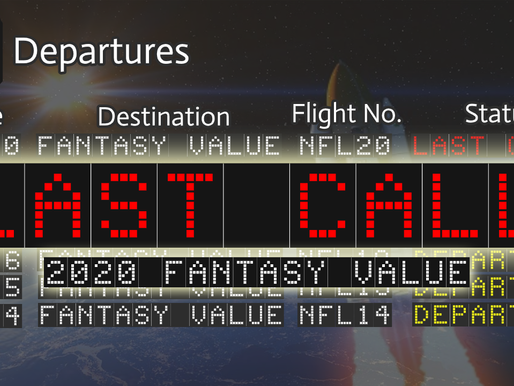 Last Call! - Players To Pick Up Before Their Values Take Off In 2020