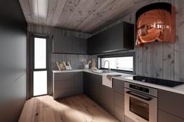 Kjøkkenillustrasjon