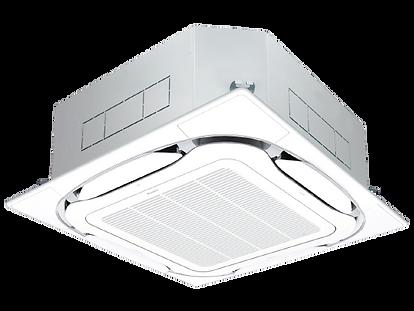 ダイキンの天井埋込カセット形4方向エアコン