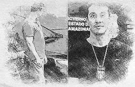 O Delegado Preso. O Desvio de Ouro. O Amazonas. As Prisões no Pará