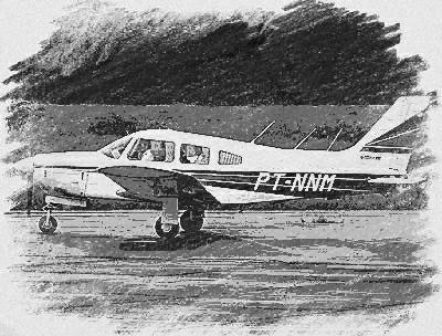 O Desaparecimento do Avião. Alenquer, O Garimpo e as Buscas