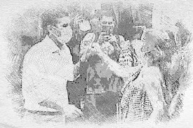 O Helder Dançando Brega. O Edmilson Comendo Peixe. A Corrupção e o Escracho