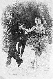 21 de Julho e o Dançarino