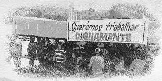 Barcarena. Vila do Conde. O Setor Florestal. O Protesto contra o Ibama