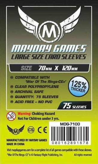 Mayday Games - Card Sleeves 70x120