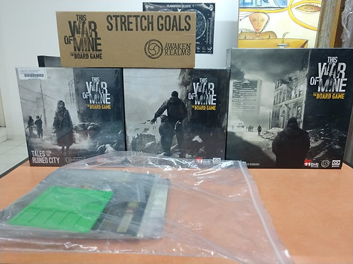 This War Of Mine all Kickstarter Stretch Goals