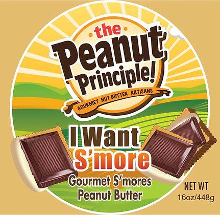 Smores Peanut Butter