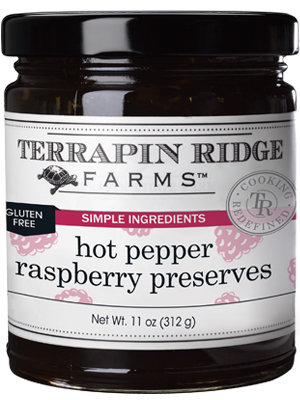 Hot Pepper Raspberry