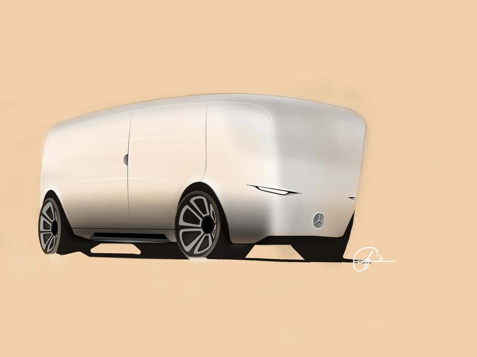 Mercedes-Benz V-Class Concept