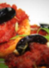 mini bruschetta soubressade, recette, idee conseil, Provence, Charcuterie, Comptoir des Salaisons