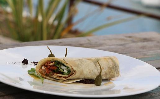 wrap soubressade, soubressade, idée recette, conseil, Chef marseillais, Christian Ernst, Provence Charcuterie, Comptoir des Salaisons