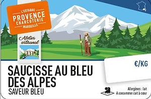 Saucisse au bleu des Alpes .jpg